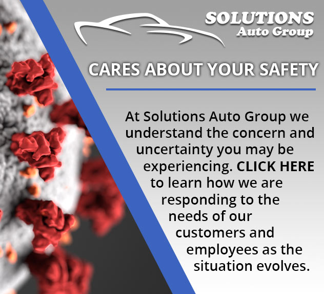 Solutions Auto Group Cares