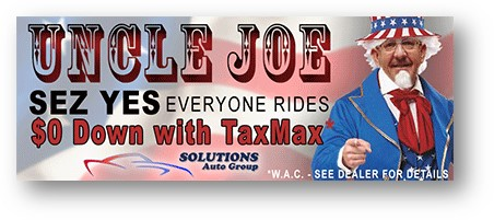 Uncle Joe Sez Yes